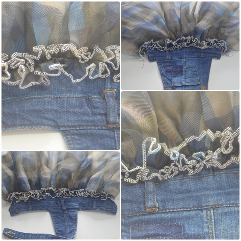 collage PRINCESA JEANS by Mamacosesola 3