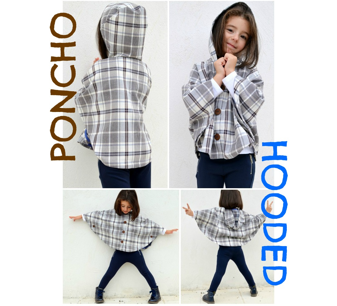 poncho Collage