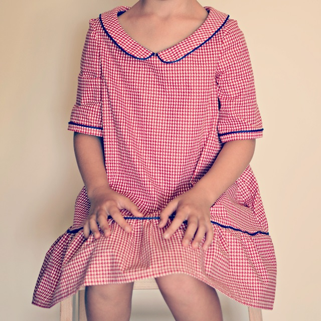 Mini Marshmallow dress