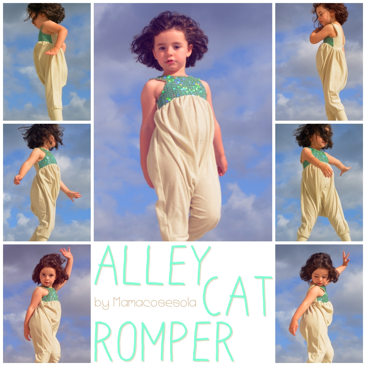 Collage ALLEY CAT ROMPER miniatura portada